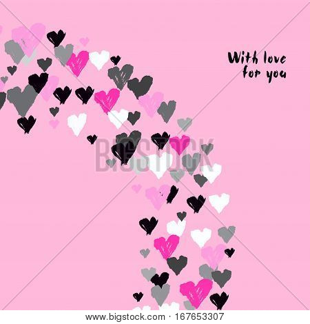 Valentine Day Design