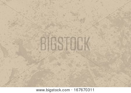 Abstract background with spots of brown paint
