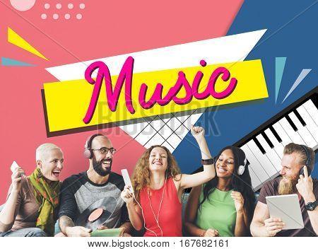 Music Sound Disco Harmony Melody