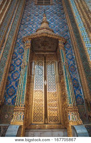 Grand Palace Bangkok, Thailland.