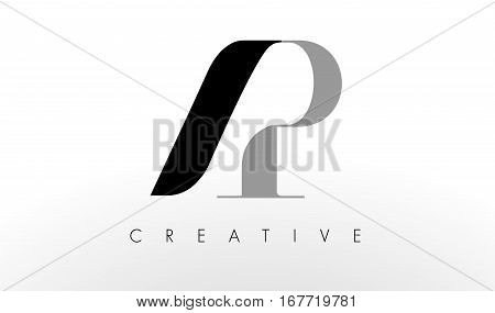 A P Letter Logo Design. Creative Modern AP Letters Icon Illustration.