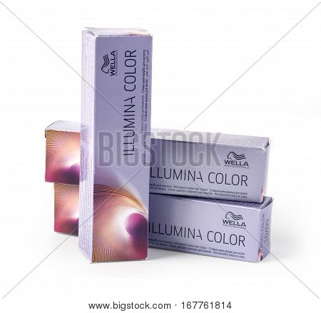 Tube Of Wella Hair Colour Recharge