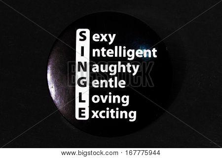 Single Sexy Intelegent Naughty