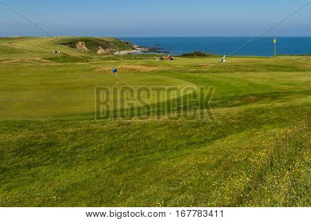 Nefyn & District Golf Club  Editorial
