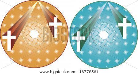 CD - DVD Label Design