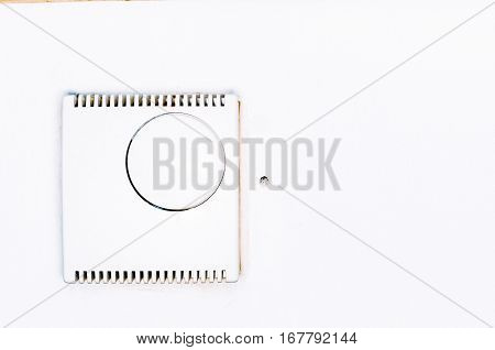 Central Heating Temperature Thermostat