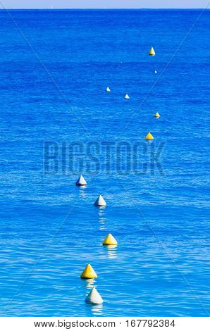 Buoy Yellow Floating