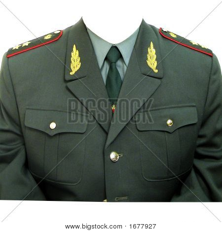 The Military Form