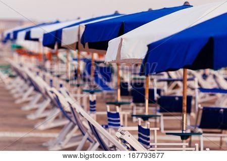 Viareggio Beach, Italy, Tuscany