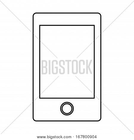 figure optimization and tuning smartphone database icon, vector illustration