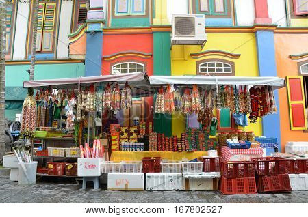 Little India, Singaporean