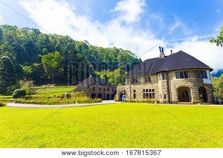 Haputale Saint Benedict Monastery Bungalow Hill H