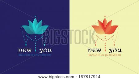 LOTUS , VECTOR LOGO DESIGN