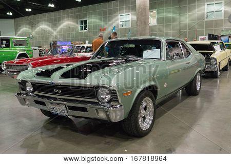 Classic Chevrolet Chevelle