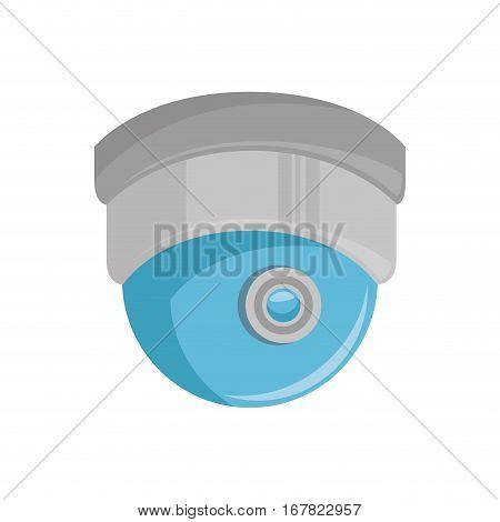 security cam cctv icon vector illustration design