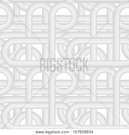 Seamless pattern. Repeating vector texture in nuance colors. Gray background. Vector illustration