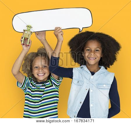 Little Kid Friendship Robot Toy Chat Box