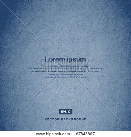 background design texture of the old paper blue jeans copy space text vector