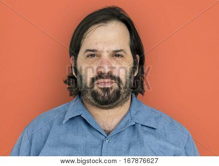Man Casual Studio Portrait Photography