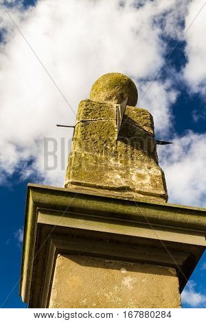 Pillar Sundial