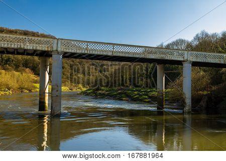 The Ugly Bridge, Brockweir