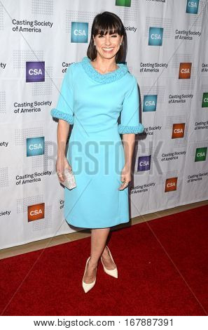LOS ANGELES - JAN 19:  Constance Zimmer at the 2017 Artios Awards at Beverly Hilton Hotel on January 19, 2017 in Beverly Hills, CA