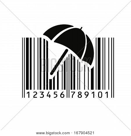 Bar code. Vector illustration. Eps 10. barcode