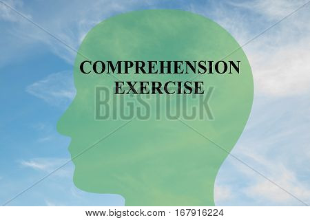 Comprehension Exercise Concept