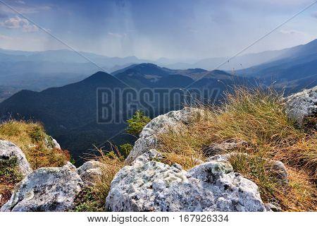 Romania Hiking Trail