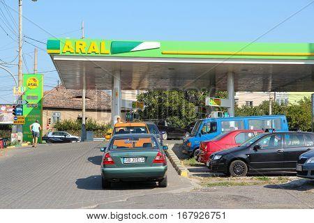 Aral Romania