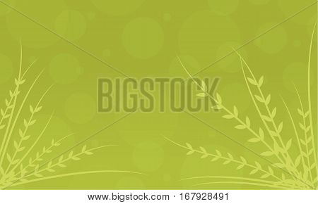 Illustration vector of spring background collection stock