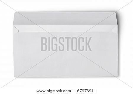 White Envelope For Correspondence