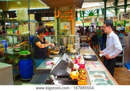 Food Court Singapore