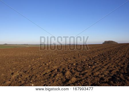 Winter Plow Soil