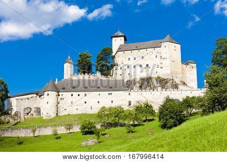 Rappottenstein Castle, Lower Austria, Austria