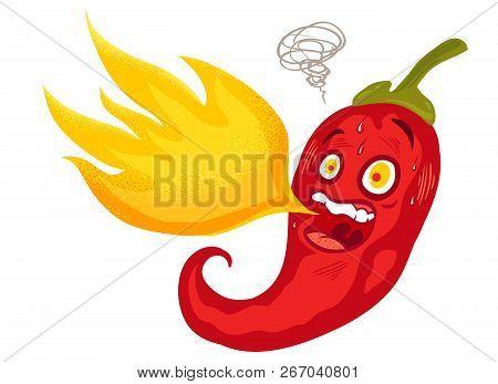 Chilli Images Illustrations Vectors Free Bigstock