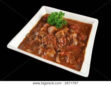 Beef And Red Wine Casserole 1