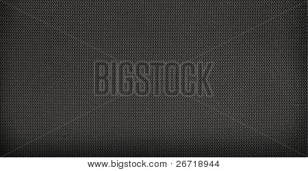 Carbon fiber background, black texture poster
