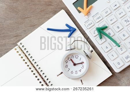 Keypad Tax Button For Tax Calculation. Easy To Calculate. On White Calculator On White Background Us