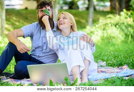 Stories Of Enduring Family Success And Innovation. Couple In Love Or Family Work Freelance. Modern O