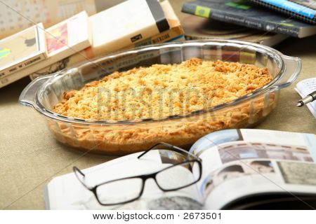 Casserole In Oven-Proof Dish