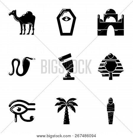 Worship Icons Set. Simple Set Of 9 Worship Vector Icons For Web Isolated On White Background