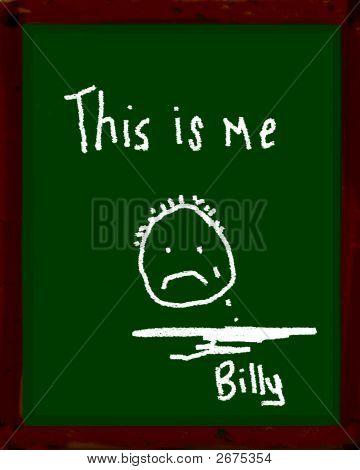 Billy Is Sad