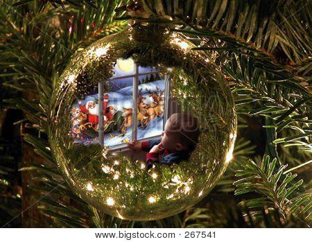 Child In Ornament