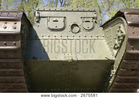 Battle Tank Of The First World War