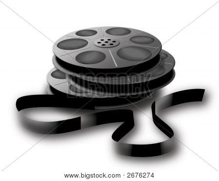 3 Black Spool.