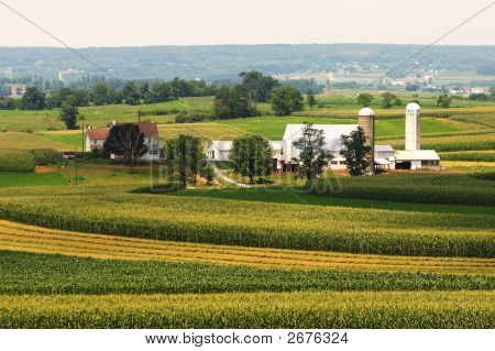 Amish Country Farm