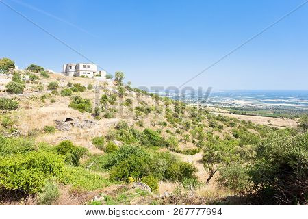 Mottola, Apulia, Italy - Middle Aged Village Based Upon The Hills