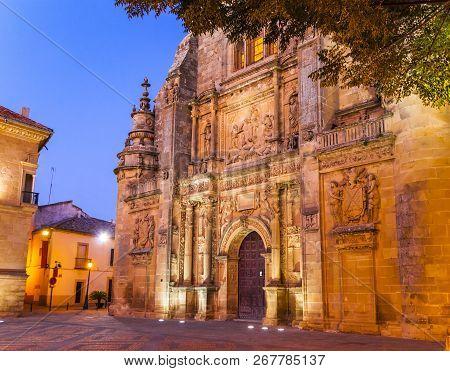 Capilla Del Salvador Chapel, Ubeda, Andalusia, Spain