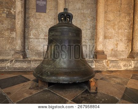 Bell At Ely Cathedral
